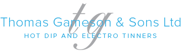 Gameson & Sons Website Logo
