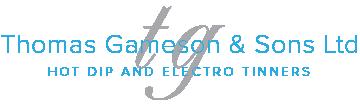 Gameson & Sons Website Logo